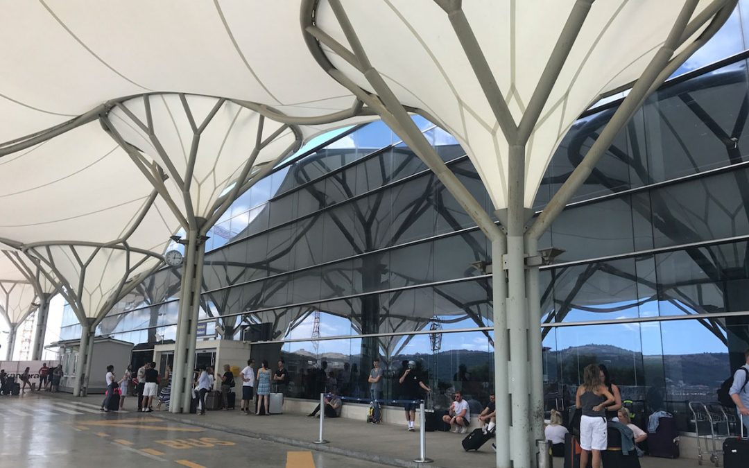 Croatia – The Airport in Split