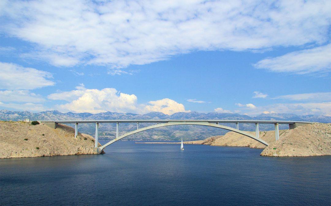 Croatia – Bridge Land Island PAG