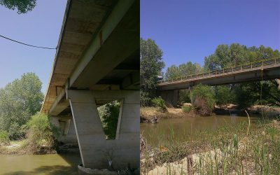 Macedonia – Bridge over r. Bregalnica