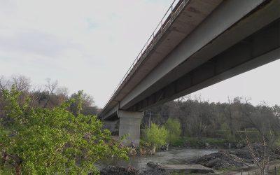 Македонија – Мост на река Кумановка