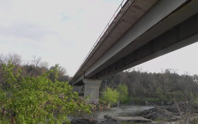 Macedonia – Bridge over r. Kumanovka in Kumanovo