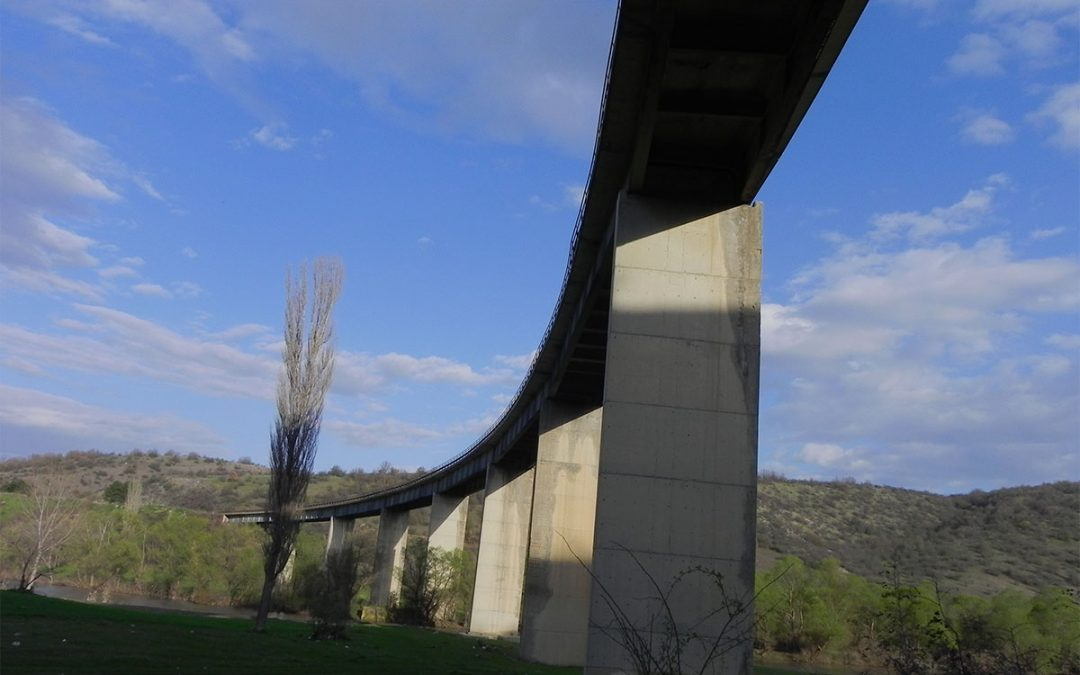 Macedonia – Bridge over r. Pcinja