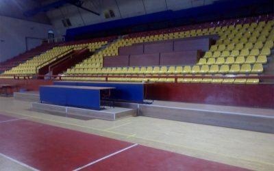 """Македонија – Спортска сала """"Биљанини Извори"""" во Охрид"""