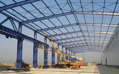 Романија – Сервисен центар за челични производи на Bamesa Otel SRL