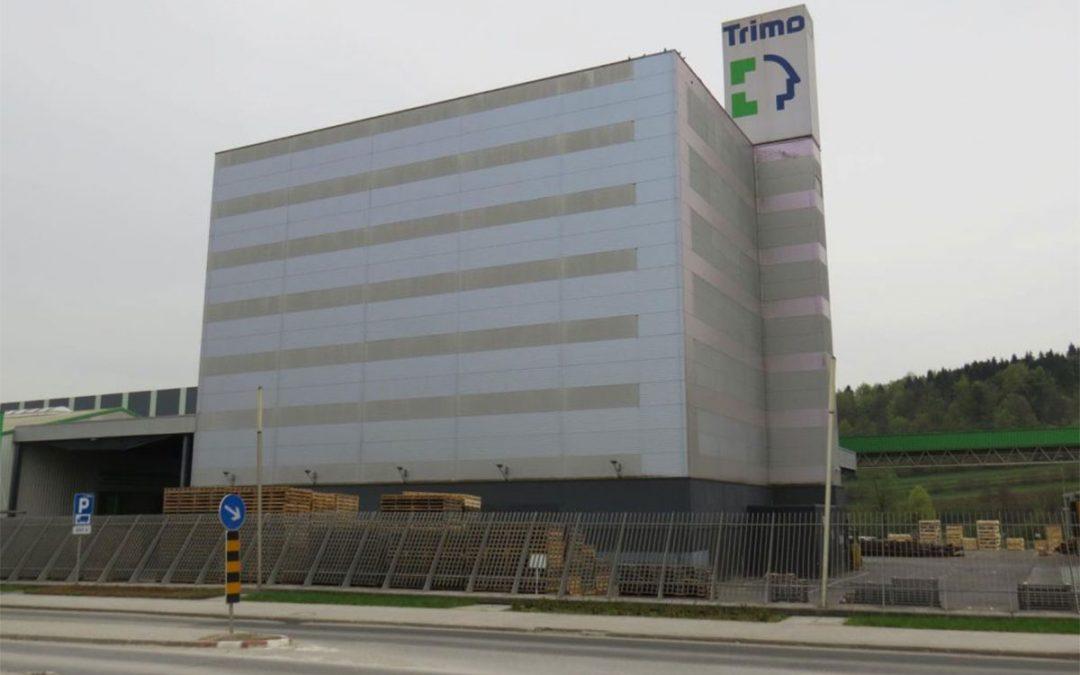 """Словенија – Производствен погон за """"TRIMO"""" во Требње"""