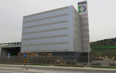 "Slovenia – Production building for ""Trimo"" in Trebnje"